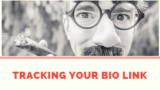 Tracking Your Bio Link